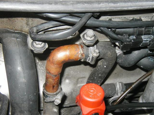 D Aux Water Pump Leaking W Bypass
