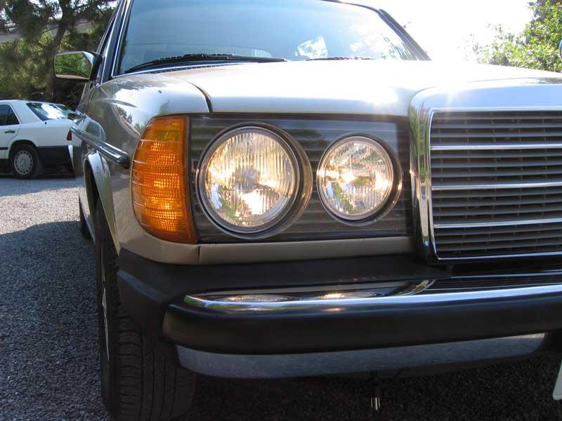W123 headlight bezel question/opinions-img_3092.jpg. \  & W123 headlight bezel question/opinions - PeachParts Mercedes ShopForum