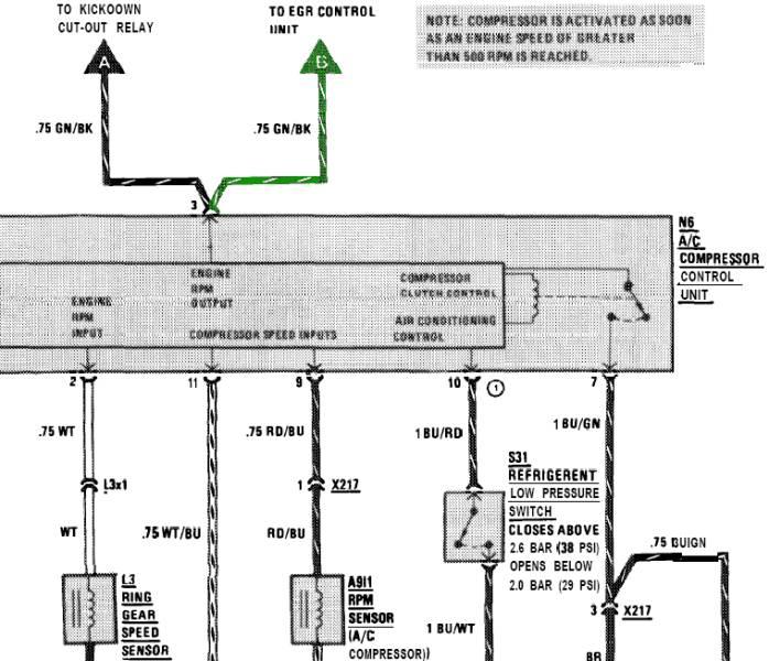 84 190D, EGR Module..??? - PeachParts Mercedes ShopForum