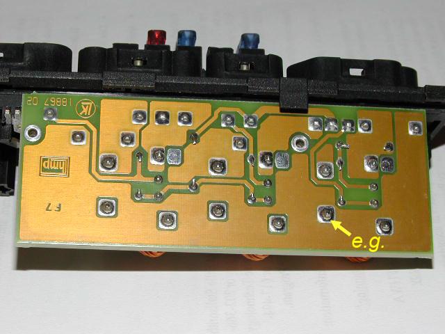 D E D Speedometer Odometer Broken K Board Sm on Mercedes K40 Relay Location