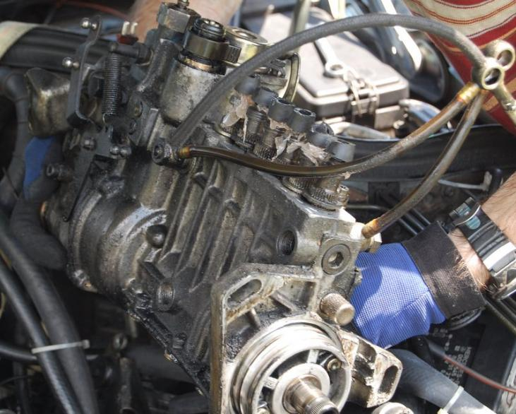 OM606 Injection Pump Qs - PeachParts Mercedes-Benz Forum