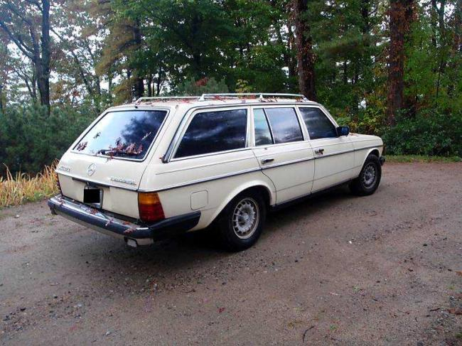 W123 Station Wagon For Sale Can This Be True Peachparts