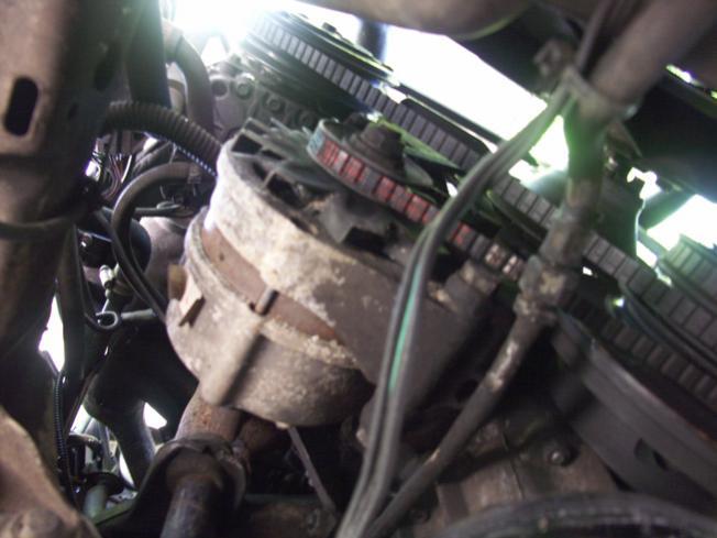 Image Gallery squeaky alternator