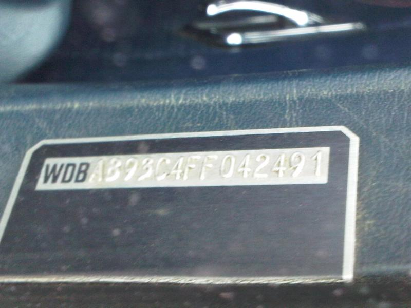 Vin decoder peachparts mercedes shopforum for Vin decoder mercedes benz