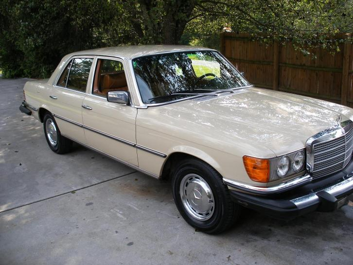 Official nicest w123 diesel color ever made page 9 for Official mercedes benz parts
