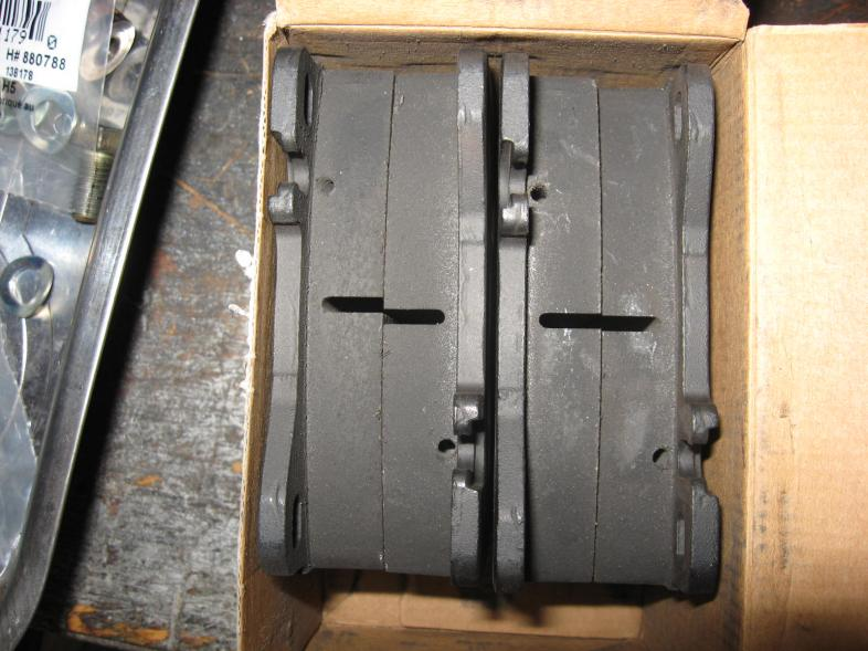Minimum Thickness For Brake Pads : Minimum front brake disc thickness for sd page