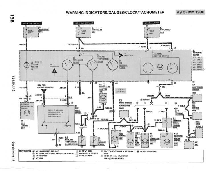 300sdl Tach Issue - Page 2