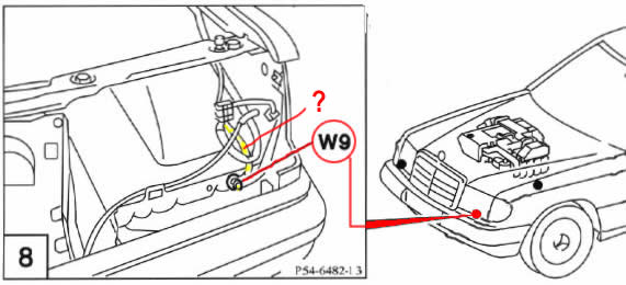 87 Mercedes 300d Fuse Box on wiring diagram for mercedes benz w124