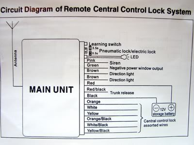 dometic comfort control center 2 wiring diagram car center lock wiring diagram diy keyless lock - 85 300sd - peachparts mercedes-benz forum