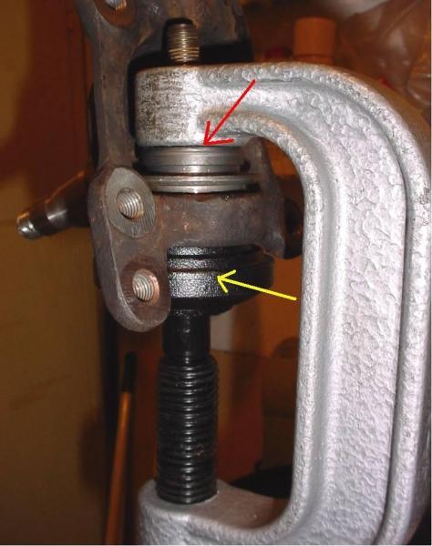 Gm Performance View Topic Control Arm Bushing Help
