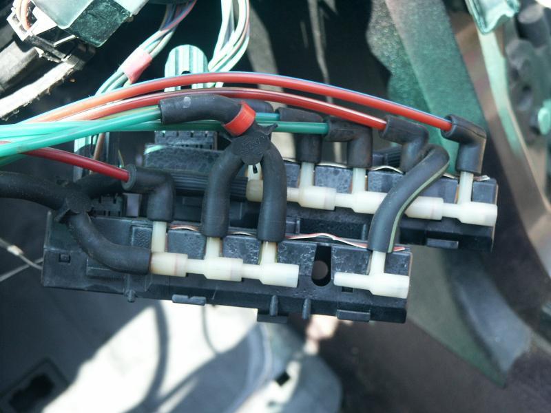 W124 Climate Control Vacuum Valve Repair DIY  PeachParts
