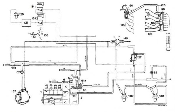 190d 2 2 Egr System Vacuum Line Modification  Peer Review Needed