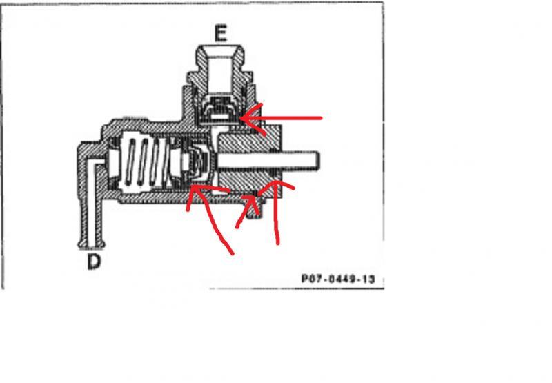 Mercedes Columbia Mo >> 95 E300D (606.910) Fuel Lift Pump Rebuild Question ...