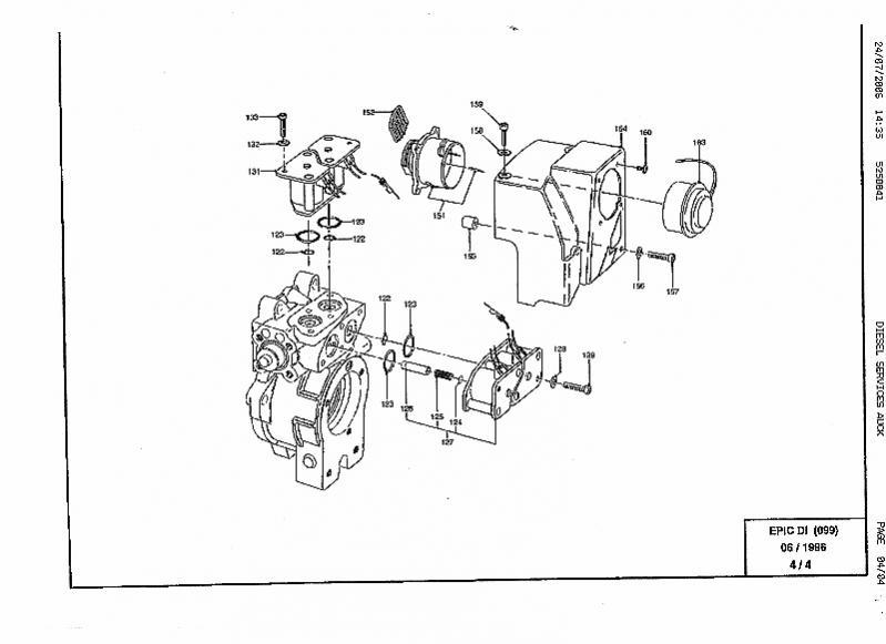 mercedes 300d alternator wiring