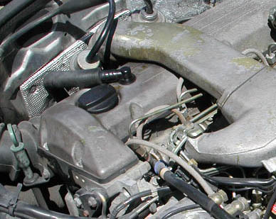 Gmc Dealer Houston >> W124 300D 2.5 Turbo Breather Hose Issue - PeachParts ...