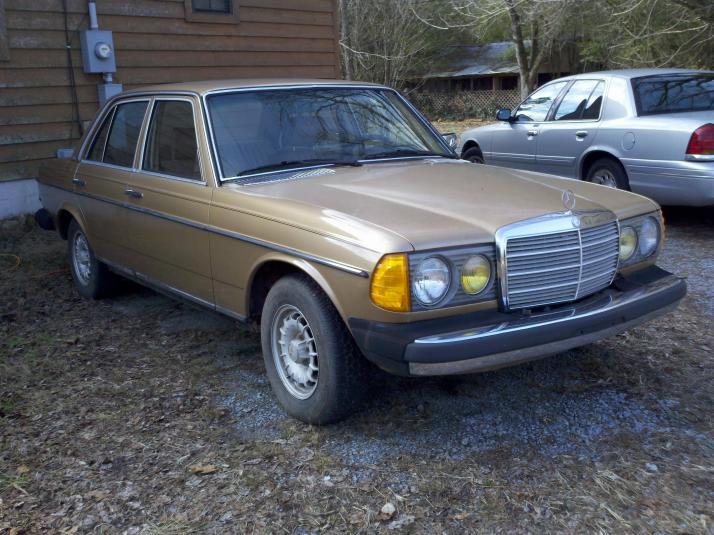 1981 mercedes 300d peachparts mercedes shopforum for Mercedes benz 300d parts