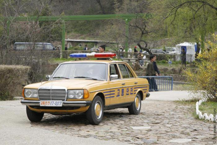 Dprk Police Car Peachparts Mercedes Shopforum