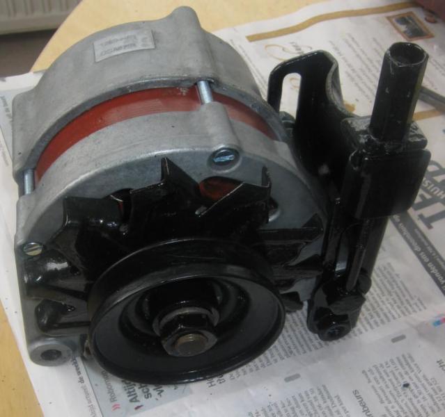 refreshing the alternator on an om617 peachparts mercedes benz forum rh peachparts com