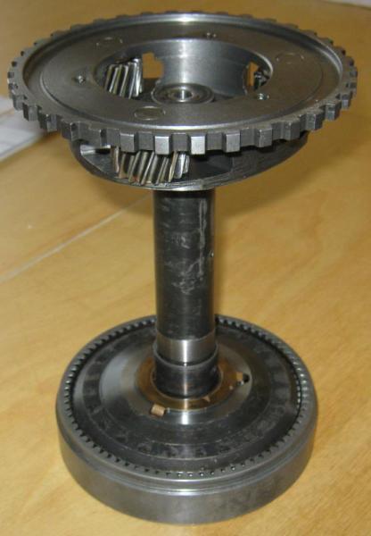 Advice req'd:- shaft spline wear / measurements / possible