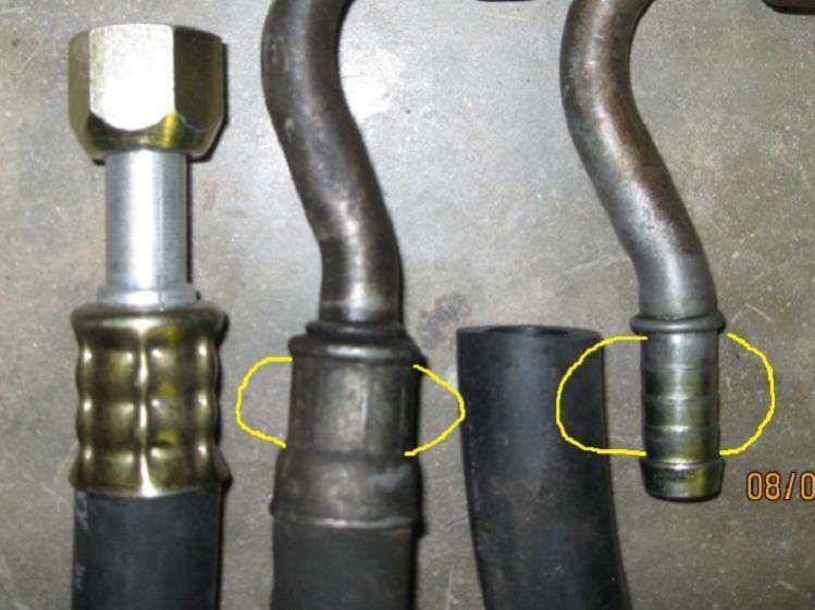 Amazoncom 2006 chevy impala power steering pump
