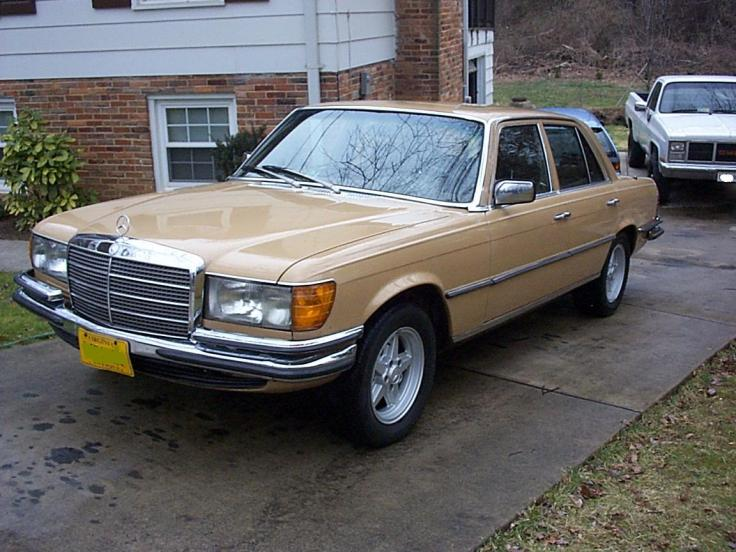 Image gallery 1979 300sd for Mercedes benz eugene oregon