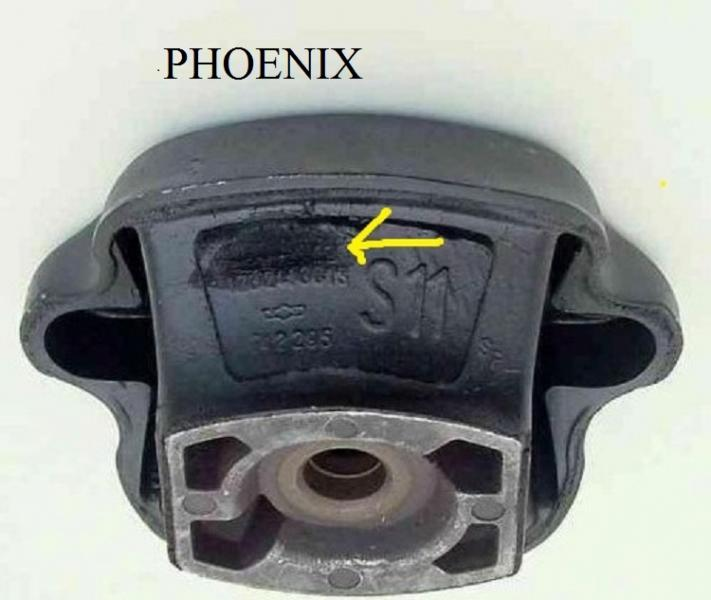 Stock 84 300d Motor Mounts The Same As Lemforder Pics Show Proof Peachparts Mercedes Shopforum