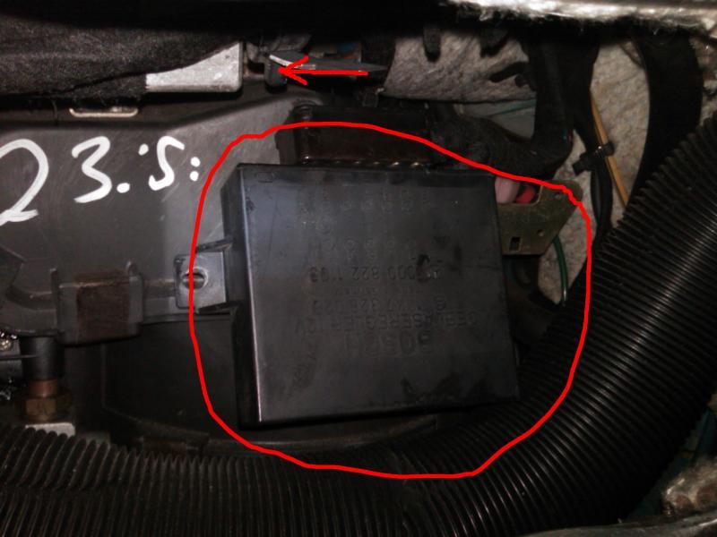 blower motor not working  1984 300td wagon peachparts
