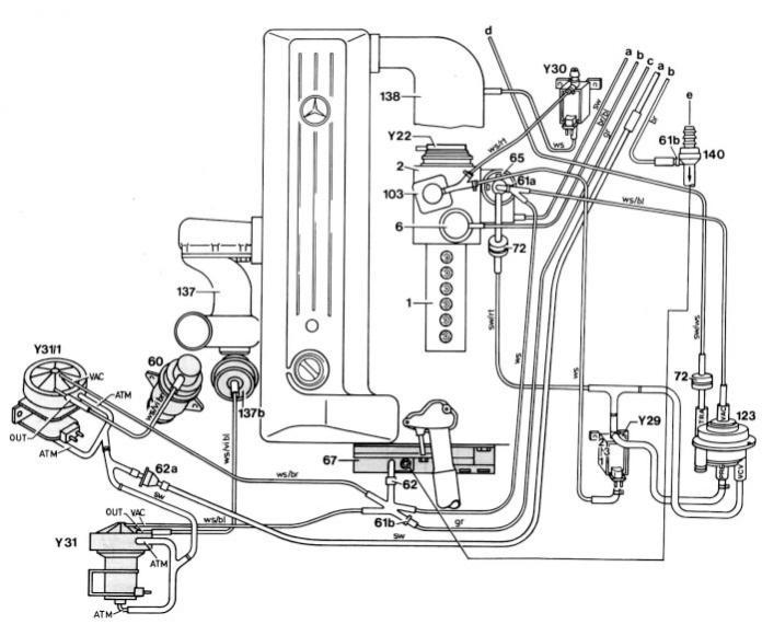 om603 vacuum parts
