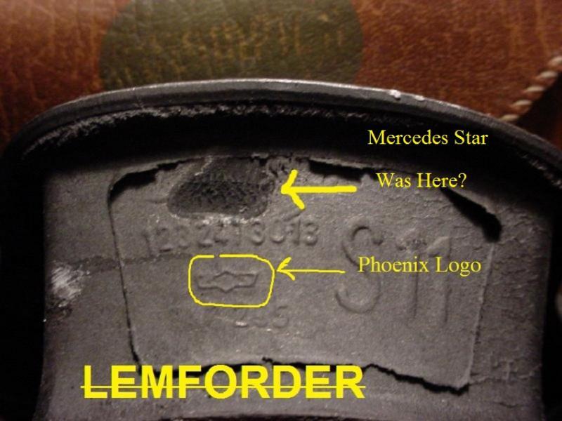D Lemforder Engine Mounts Motor Mount Lemforder B
