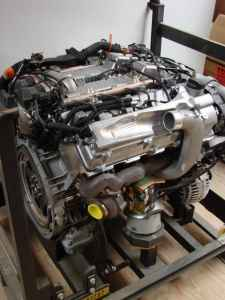Om628 Om629 V8 Engines On Cl Wow Peachparts Mercedes