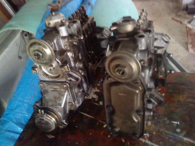 OM602 ip adjustment, full load