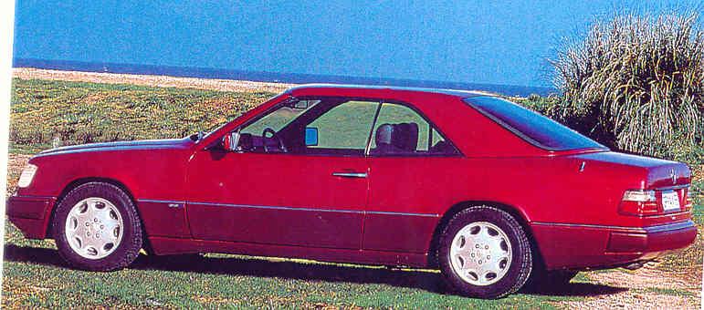 93 mb 300ce cabriolet: hard soft/top problems