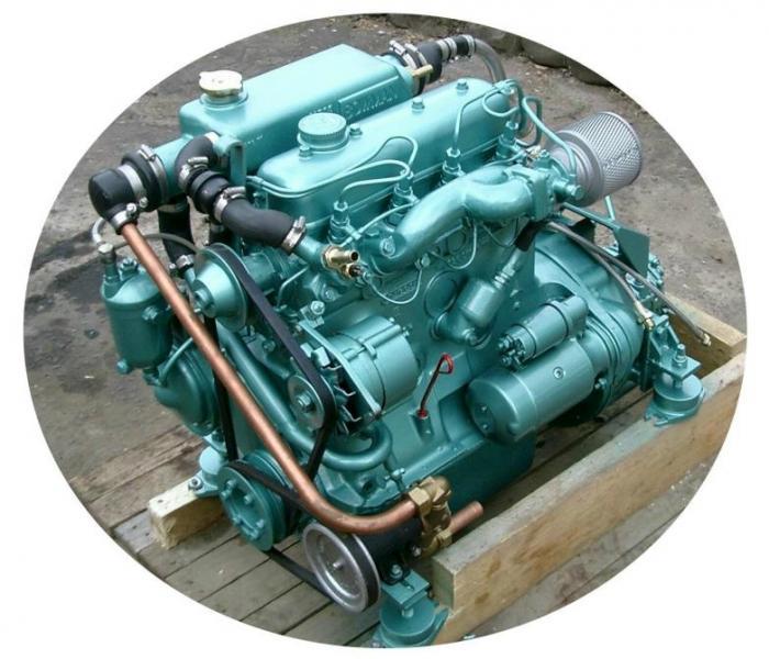 Om636 diesel engine page 3 peachparts mercedes shopforum for Mercedes benz marine engines