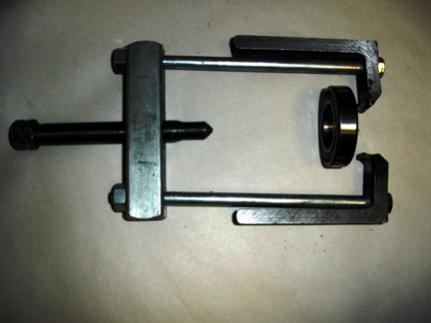 Diy Bearing Puller Do It Your Self Diy