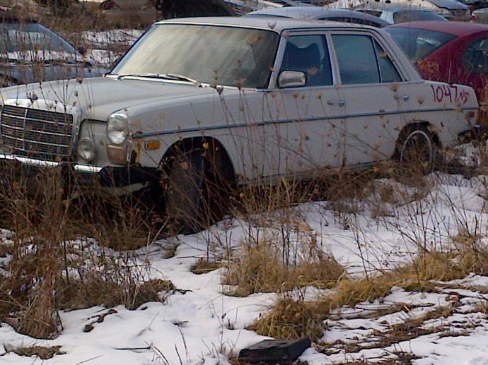 Salvage Yard   Mercedes Benz Forum