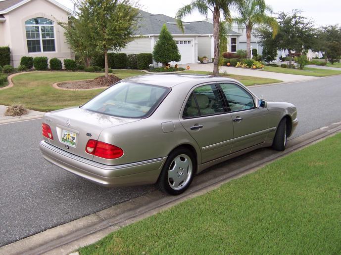 1997 E420 Sport