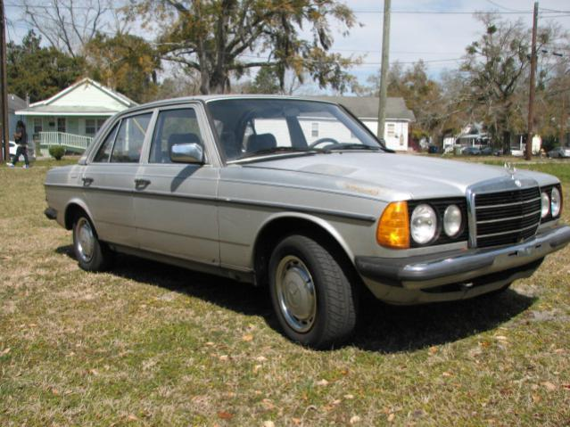 1984 Euro 240d Wvo Kit Wilmington Nc 1 450 Peachparts Mercedes