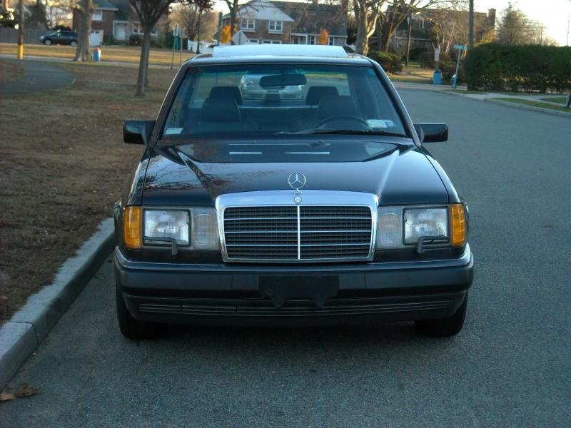 1990 Mercedes Benz 300E - 20,517 Miles - One Owner