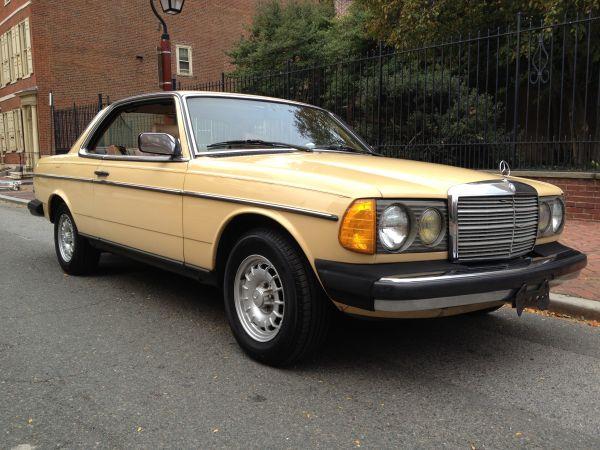 FS: 1984 300CD - PeachParts Mercedes-Benz Forum
