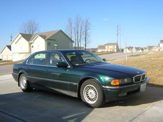 1997 bmw 740il in liberty mo peachparts mercedes benz forum. Black Bedroom Furniture Sets. Home Design Ideas