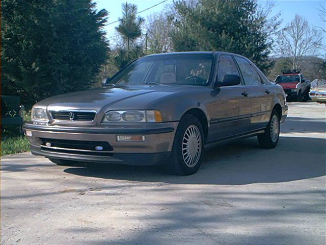 Acura Legend Dr Sedan Trade For SD PeachParts Mercedes - Acura legend 1992 for sale