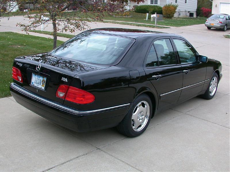 1998 E430 For Sale