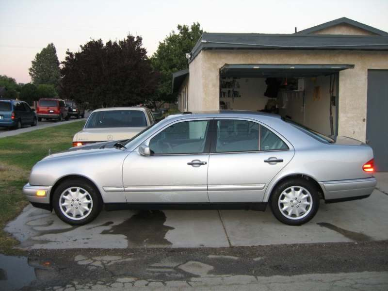 F S 1999 E300td Silver 135k Socal High Desert 17 500