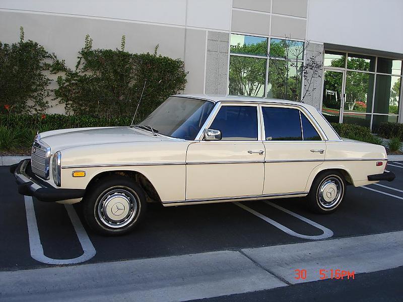 1974 mercedes 230