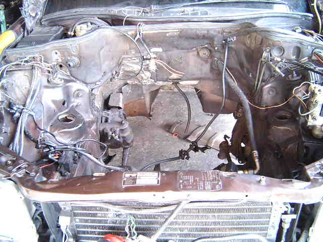 W126 Engine Swap - Toyota 2JZ - PeachParts Mercedes-Benz Forum