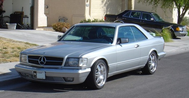 Mercedes Benz Sel Stiff Accelerator