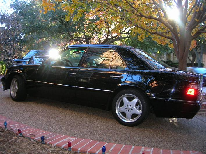 E500 W124 performance mods - Page 2 - PeachParts Mercedes-Benz Forum