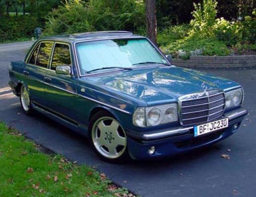 Ford V6 or V8 engine swap into 240D??? - PeachParts Mercedes-Benz Forum