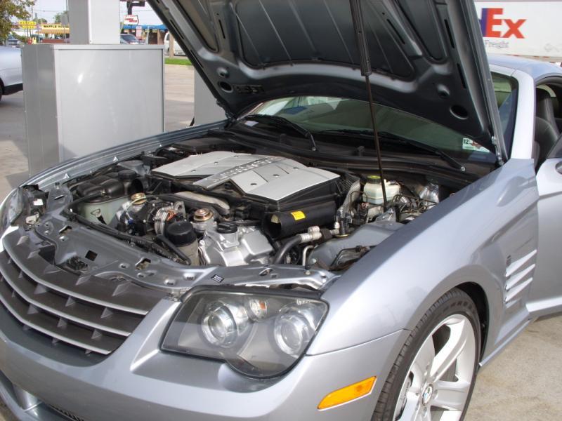 V8 Crossfire Conversion Runs! - PeachParts Mercedes-Benz Forum