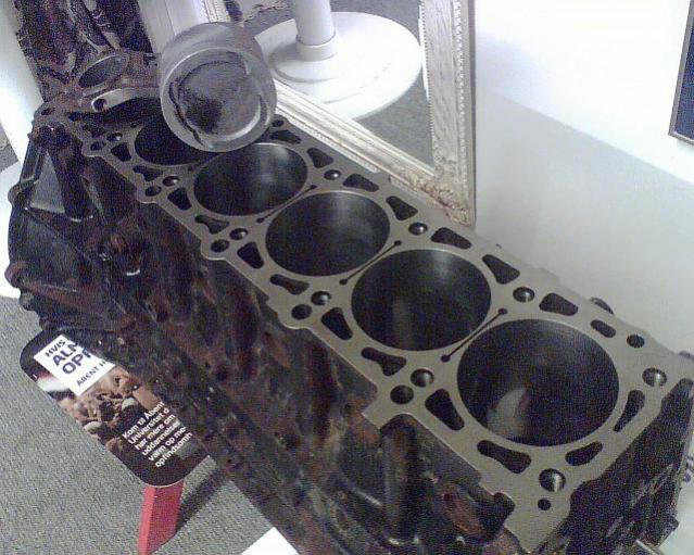 BRABUS M104 3 6-24 pistons rings failure - Page 3